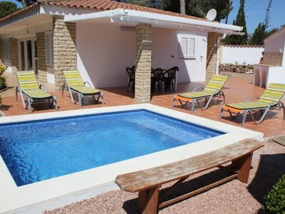 Photo for Holiday home for 6 guests 10 minutes far from Cambrils