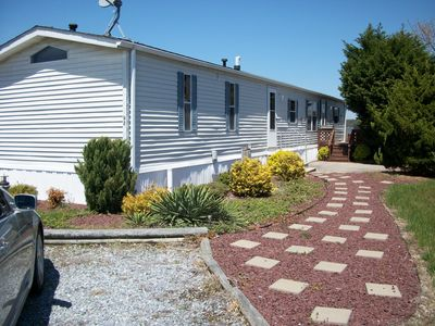 Photo for Waterfront, Best View W/ Boat Dock,3 Miles To OCMD,Community Pool w/Kiddie Park
