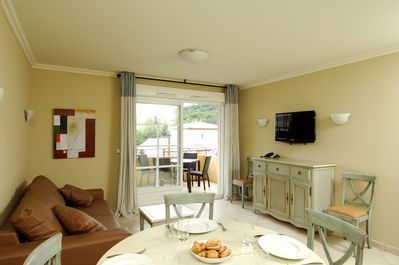 You will love the cozy and open-concept living space, perfect for relaxing after a great day.