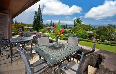 Photo for $225 Summer Season!  Valid 07/17-07/24! Kapalua Golf Villas! Upscale, Ocean View! Great location!