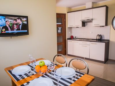 Photo for Apartment Slonecznik 30m2, 4pax, Balcony, Parking