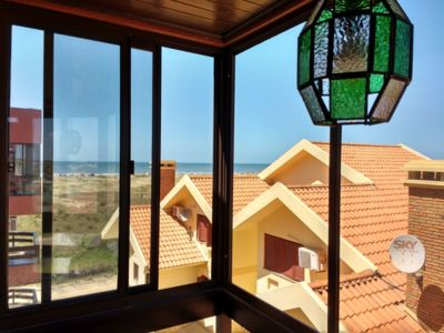 Photo for Seasonal apartment with sea view in the Casino.