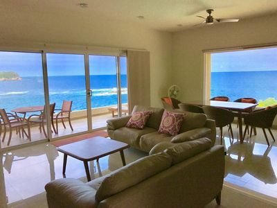 Photo for Oceanfront Available Holiday Season / 2 pools / Family Friendly 24-hour Security