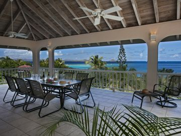 Luxury Villa With Fantastic Views Steeped In Privacy