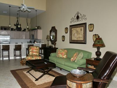 Photo for Beautiful Eclectic Decor on the Beach - Sleeps 6 guests - 7th Night FREE!