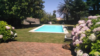 Photo for Villa in Santander with private pool