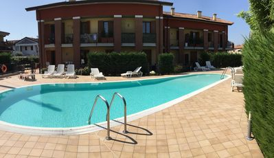Photo for 3BR Apartment Vacation Rental in peschiera del garda