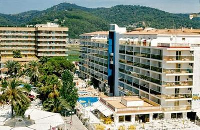 Photo for Hotel Riviera - Near Santa Susanna Beach