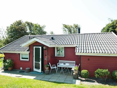 Photo for Cozy Holiday Home in Tarm with Sauna
