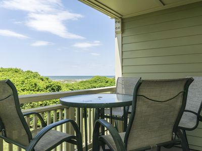 Photo for Garris Hideaway #2: 2 BR / 2 BA condo in Caswell Beach, Sleeps 6