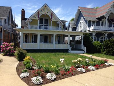 Photo for Enjoy This Historical And Newly Renovated 1850s Victorian Home With Ocean Views!