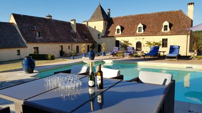 Photo for Magnificant Manor House With Heated Swimmingpool Just On the Outskirts of Sarlat