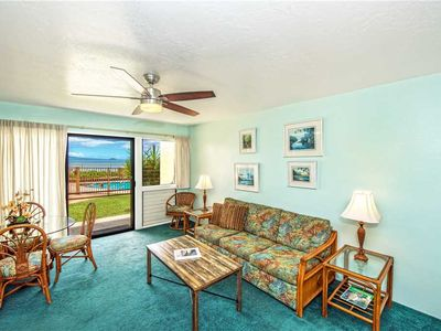 Photo for HK-A5 - Maui Gardenview Condo in a Charming Beachfront Resort is Only Steps to the Beach
