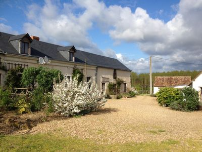 Photo for Beautiful converted barn with 4 bedrooms, 4 shower rooms off the beaten track