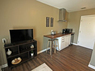 Photo for 1 Bed 1 Bath Condo w/Kitchen in the heart of UNCC and NASCAR