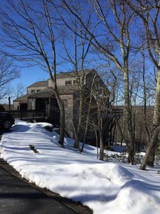 Photo for Beautiful house in the mountains right next to ski resort!