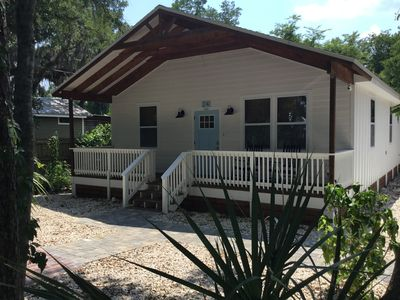 Photo for New Cottage in Downtown St Augustine at Oyster Creek