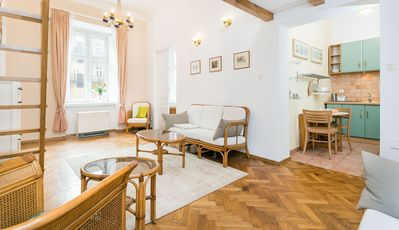 Photo for Romantic, Located In The Heart Of Krakow, Five Minutes Walk From The MainSquare