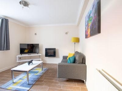 Photo for 2BR Apartment Vacation Rental in Swansea, Swansea