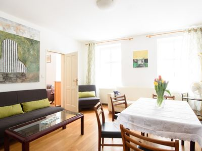 Photo for 3 rooms, pedestrian area, city center, comfortable family friendly apartment
