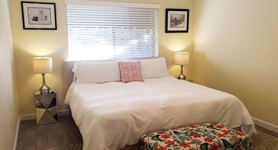 Photo for 2BDRM/2BTH LUXURY NEAR OLD TOWN. GATED. PETS OK. HEATED SALT WATER POOL/HOT TUB