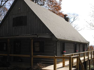Photo for 3BR Cabin Vacation Rental in Mars Hill, North Carolina