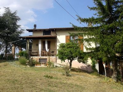 Photo for Farmhouse Stay at Santa Maria Lombardy with Pool
