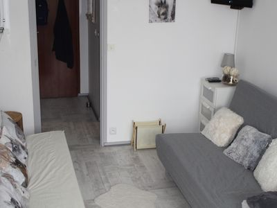 Photo for FURNISHED STUDIO RENOVATED THE SLOPES OF BALCONIES VILLARD