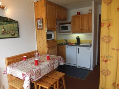 Photo for One bedroom Apartment, sleeps 4 in Levassaix with WiFi