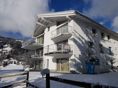 Photo for Laax Apartment, Sleeps 4 with WiFi