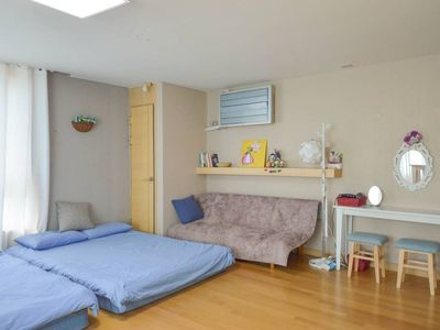 Photo for Sunny Room - Seomyeon St Spacious Studio