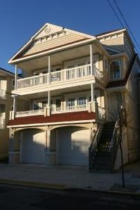 Photo for Wow! Beach Block, Elevator, Steps to Boardwalk,4BR&2Bath,Clean,Tags Included