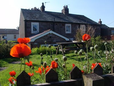 Photo for Poppy Cottage, Cosy 19th Centry traditional cottage, 5 miles from Bassenthwaite