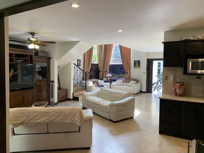 Photo for Very private single-family home on the beach newly remodel with open floor plan