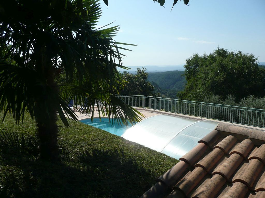 Property Image#23 Domaine Belvezet South Ardèche Planzolles + Private Pool  And Sheltered