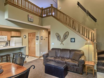 Photo for Boyne Mountain Disciples Ridge Ski in/Ski out Lodge Perfect for Families
