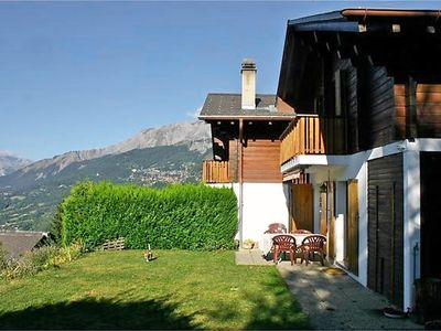 Photo for Vacation home Praline in Crans-Montana - 5 persons, 3 bedrooms