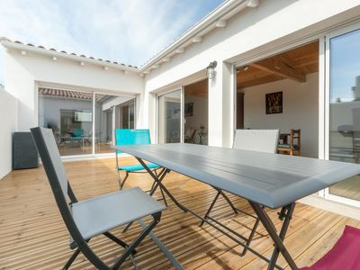 Photo for Recent house of 120m² for 6 people at le Bois-Plage-en-Ré