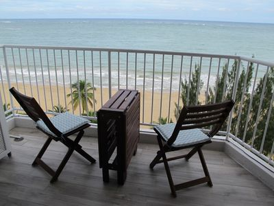 Photo for Marbella del Caribe Beach Front Condo with Spectacular Ocean View