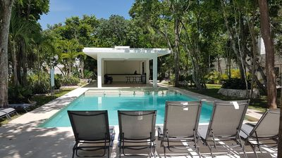 Photo for Four Bedroom House Puerto Morelos, QRoo