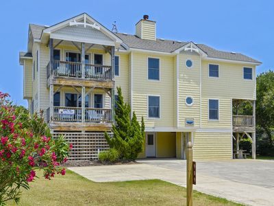 Photo for Only 600  feet to the beach!  Private pool, hot tub, game room! Sat.-Sat.