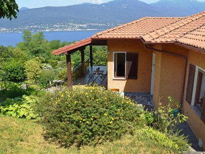 Photo for Vacation home Rossella in Castelveccana - 5 persons, 3 bedrooms