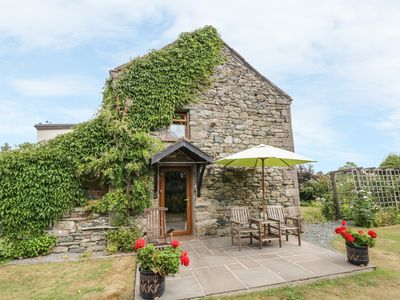 Photo for POPPY COTTAGE, romantic, with open fire in Greystoke, Ref 972268