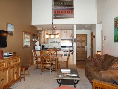 Photo for Room to Move - 2 bd/2ba full kitchen, wood burning fireplace