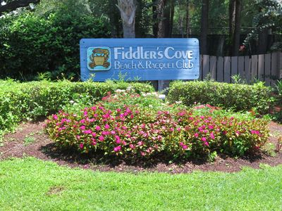 Completely Renovated Largest Unit in Fiddler's Cove
