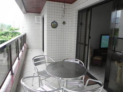 Photo for Beautiful and cozy apartment in front of the beach of Tombo