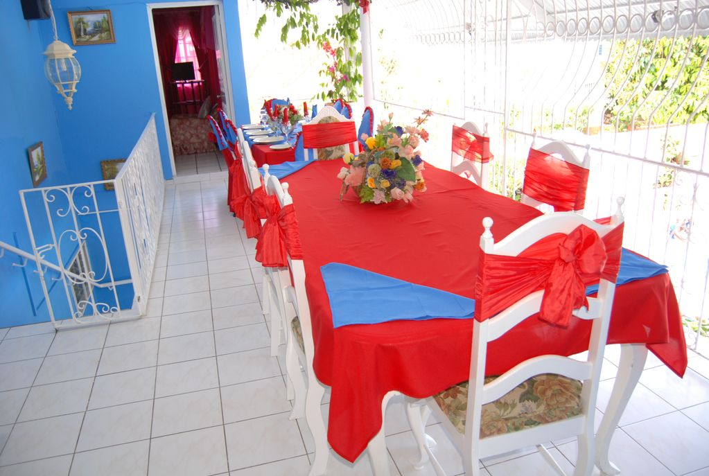 Pink Hibiscus Is Situated In The Suburbs Of Ironshore Montego Bay