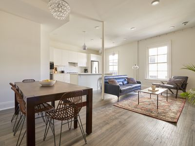 Photo for Sonder | Lafayette Square | Gorgeous 1BR + Laundry