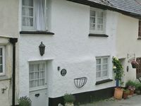 charming cottage, nicely decorated especially upstairs which is light and airy
