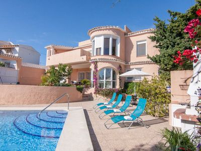 Photo for BARBARA, cozy and comfortable villa in Calpe with private pool